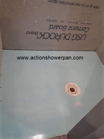 Shower Pan Installers