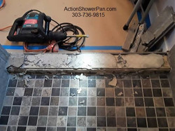 Boulder Shower Pan Replacement