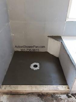 Fort Collins Shower Pan Installer