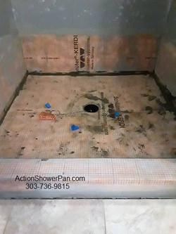 Boulder Shower Pan Installer