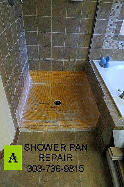fort collins schluter shower pan
