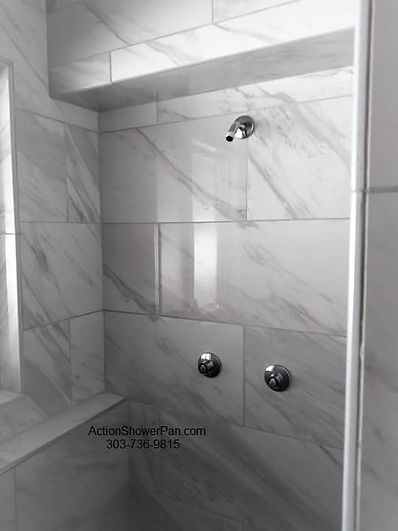 Shower Replacement Aurora, Co