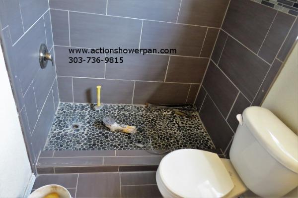 Shower Pan Repair #1