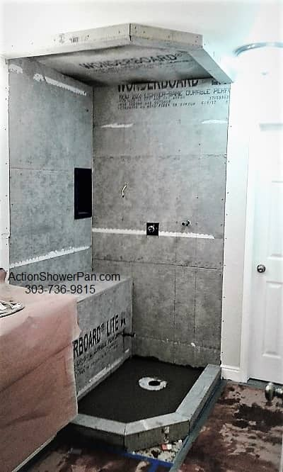 Denver Custom Steam Showers