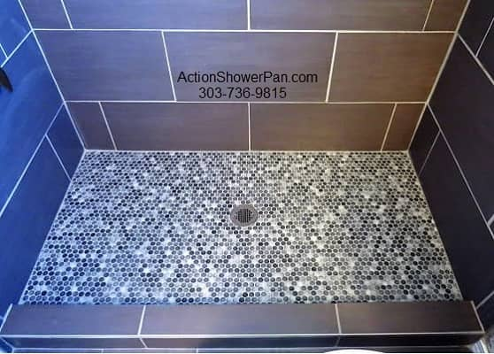 Penny Shower Pan