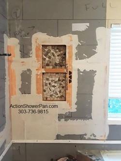 Fort Collins Shower Tile Installer