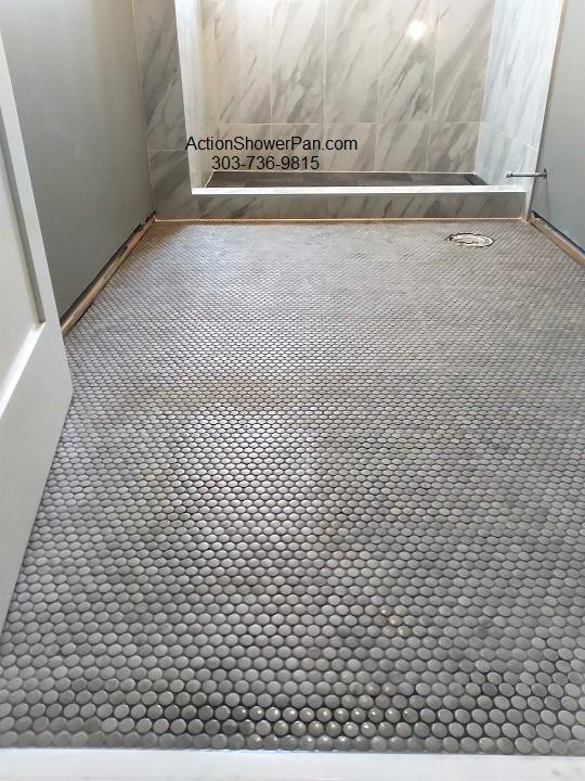 Mosaic Tile Installation