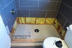 Shower Pan Repair #2