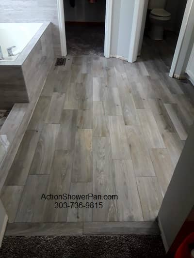 Broomfield Floor Tile Installer