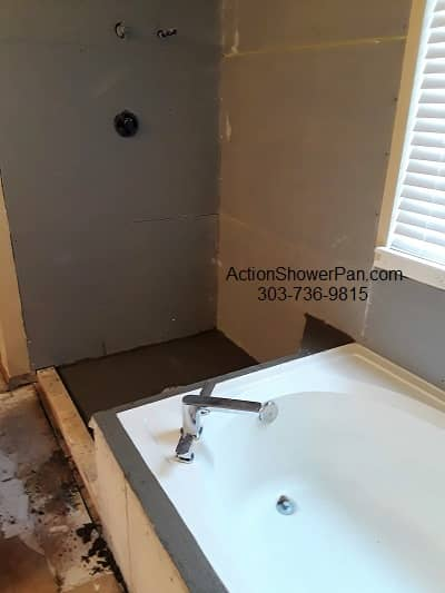 Fort Collins Bathroom Remodeler