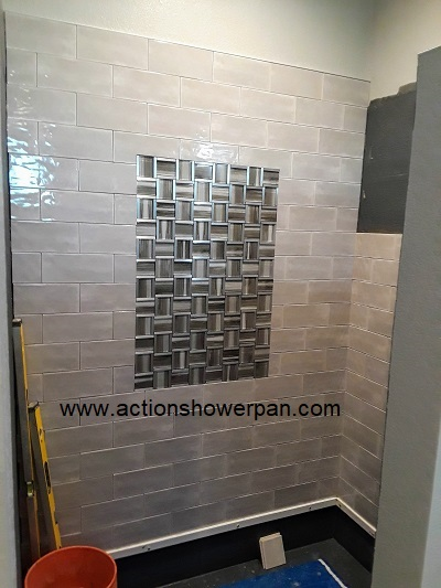 Shower Tile Installer
