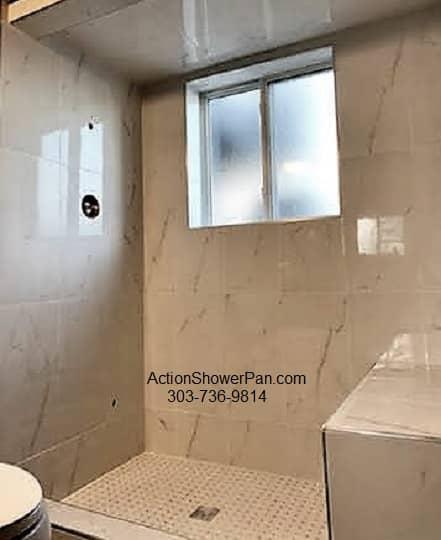 Shower to Steam Shower Installation Lakewood, Co