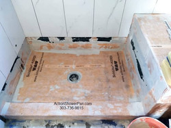 Schluter Shower Pan Lakewood, Co