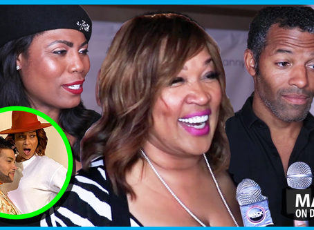 STARS ATTEND OPRAH'S MAKE-UP MAESTRO, DERRICK RUTLEDGE'S UPLIFTING BIRTHDAY CELEBRATION