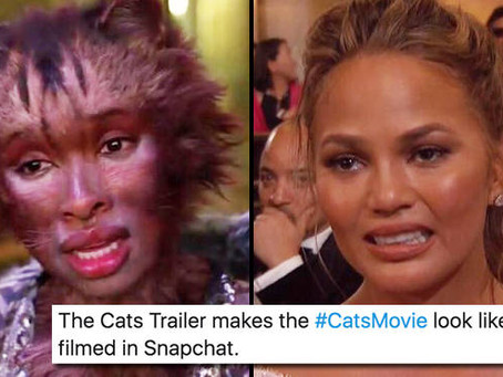 Social Media React to 'Cats' Trailer Starring Taylor Swift, Jennifer Hudson, Idris Elba & MORE!