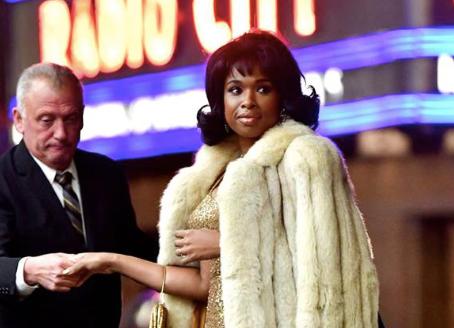 Jennifer Hudson Stuns In NEW Aretha Franklin Biopic (Sneak Peak)