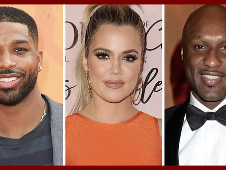 Lamar Odom Talks Khloe Kardashian & Tristan Thompson Scandal + Spills All On KUWTK!