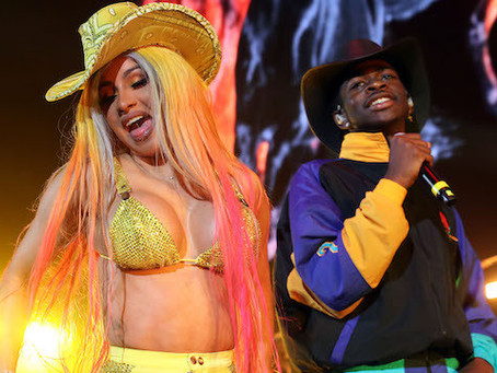 [LISTEN]: Lil Nas X Drops NEW Single Rodeo Featuring Cardi B