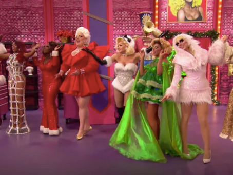 [WATCH]: RuPaul's Drag Race Holi-Slay Spectacular Trailer Featuring Shangela, Trixie Mattel, & MORE!