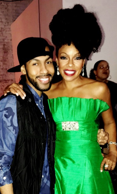 Wendy Raquel Robinson (The Game)