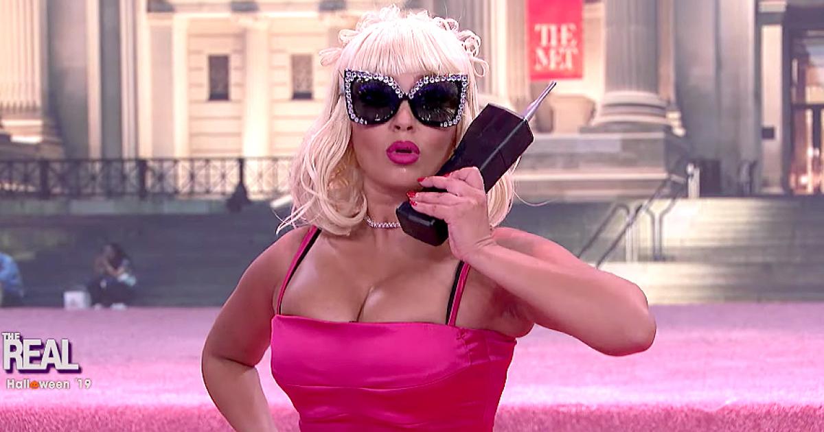 ESPECIALLY Adrienne Houghton as Lady Gaga