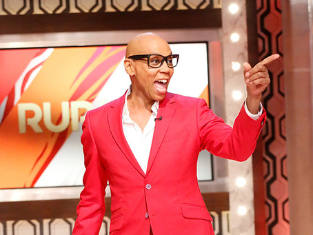 Daytime Is A REAL Drag: Rupaul Prepares Comeback To Daytime TV With NEW Talkshow!