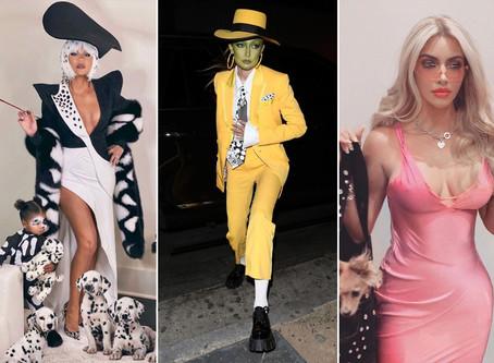 The Best Celebrity Halloween Costumes of 2019