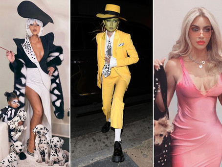 The Best Celebrity Halloween Costumes of 2019