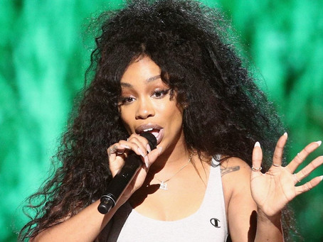 IKYFL: SZA Gets Accused of Trying To Shoplift At Sephora?! (REPORT)