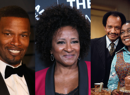 Jamie Foxx And Wanda Sykes Will Star As The Jeffersons In NEW LIVE TV Special!