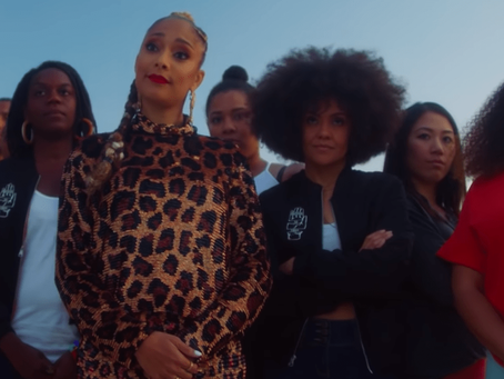 'NGMFU': Amanda Seales Drops Hilarious new single (WATCH)