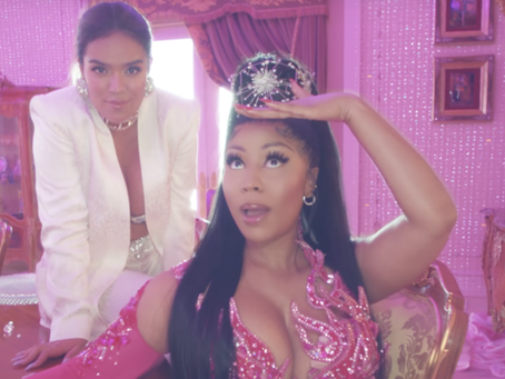 [WATCH]: Nicki Minaj Sings in Spanish in New Single 'Tusa' With Karol G