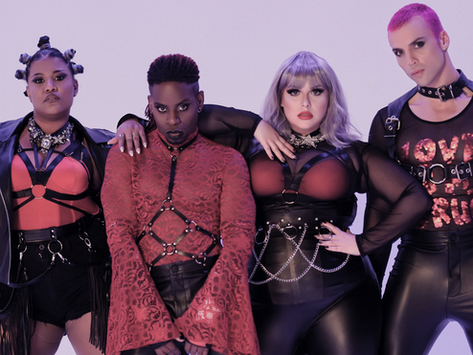 LGBTQ+ Music Group rIVerse Tackle Systemic Racism and Body Positivity On New Album [Interview]
