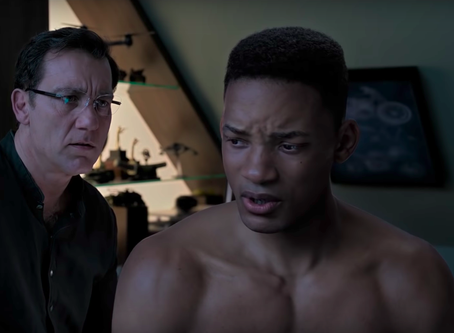 [Trailer]: Will Smith Portrays 23 Year Old Self In NEW Action Thriller Gemini Man!