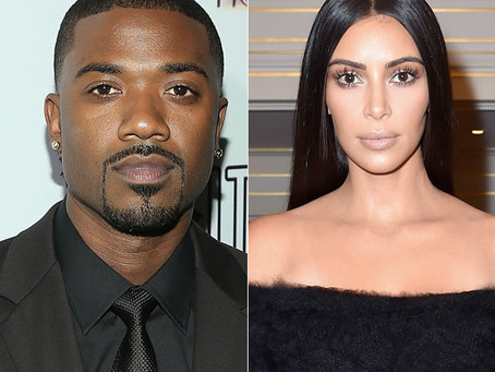 Kim K. Vs. Ray J...AGAIN?!