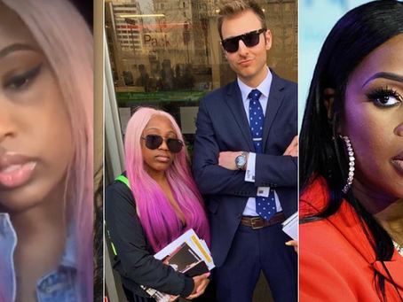 Remy Ma Under Investigation for Allegedly Punching Love & Hip-Hop Co-Star Brittney Taylor