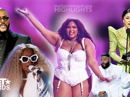 BET Awards 2019 Highlights & WINNERS LIST!