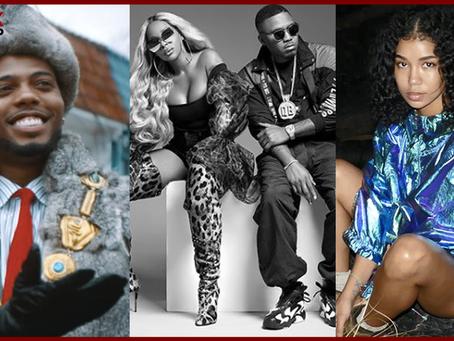 NEW MUSIC ALERT: Mary J. Blige, NAS, B.o.B, Mya & MORE!