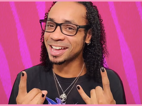 #BlackGaySlay Spotlight: Eric of Divine Conversations