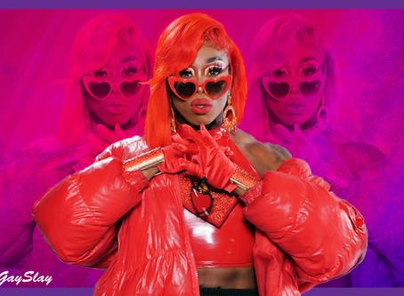 #BlackGaySlay: Monique Heart Talks BLM, Quarantine Life, Dating, AS5 & MORE!