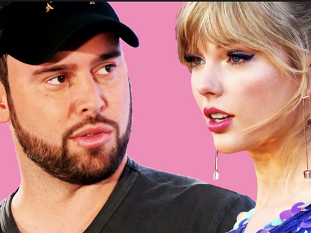Here's What Happened Between Taylor Swift And Scooter Braun For People Who Are Confused AF