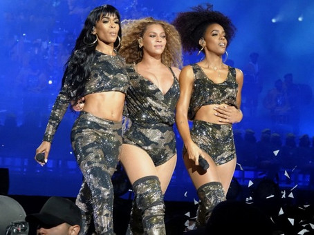 ICYMI: Destiny's Child Musical Being Developed By Beyoncé Dad Mathew Knowles!