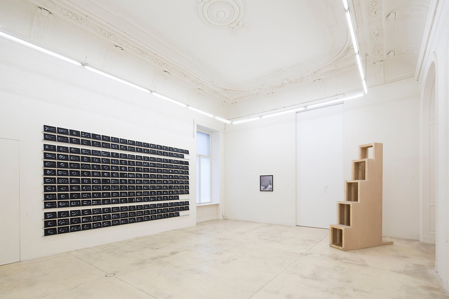 WMackrell installation © Agnese Sanvito