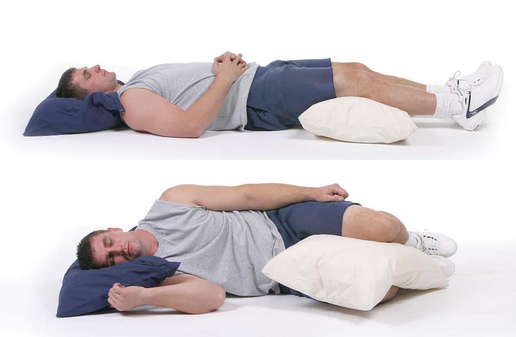 Sleeping-posture