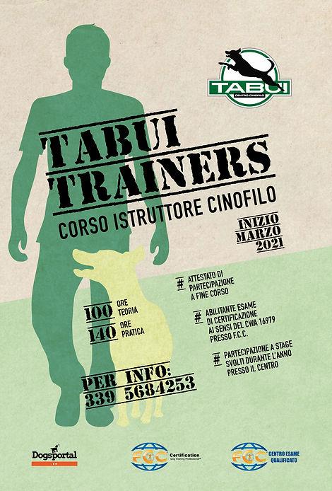 Tabui Trainers locandina.jpg