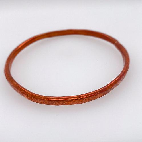 Forged Copper Bracelet
