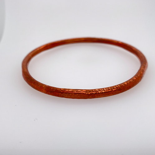 Forged Copper Bracelet
