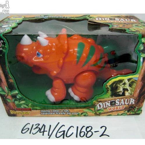 10-875-60 Динозавр на р/у GC168-2