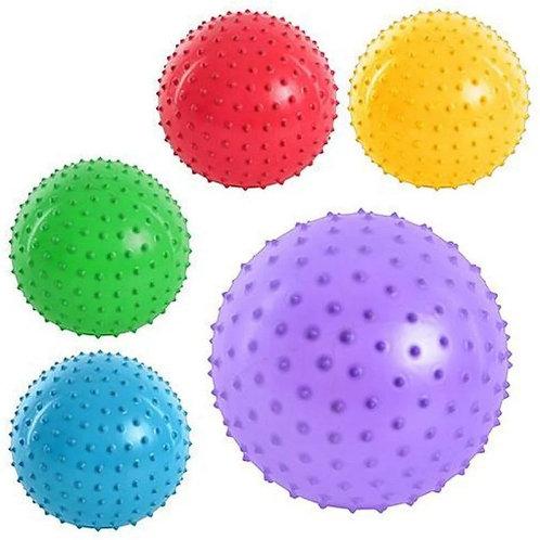 25-278-5 Мяч массажный 14 см в ас-те