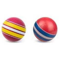 11-007-53 Мяч детский 150мм Классика.ручное окраш.. в асс.